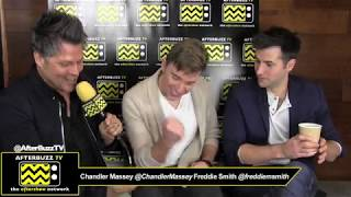 """Chandler Massey & Freddie Smith """"Day of Days"""" 2018 Interview   Days of Our Lives"""
