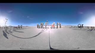 Juggle on Dream @ Burning Man 2015 (360 Video)