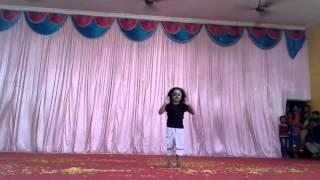 Lungi Dance Solo Performance  Asmi