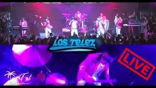 Los Telez-Tu Sin Mi en vivo desde Xalos Night Club