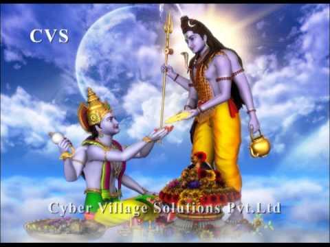 Xxx Mp4 Viswanathashtakam Lord Shiva Devotional 3D Animation God Bhajan Songs Maha Shivaratri Special 3gp Sex