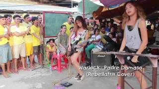 Warlock - Padre Damaso (Rebellatrix Cover)