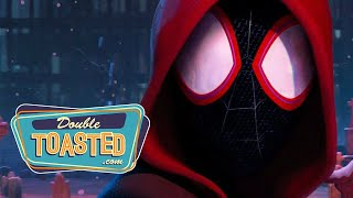 SPIDER-MAN INTO THE SPIDER-VERSE OFFICIAL TEASER TRAILER REACTION - Double Toasted