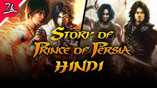 Complete Story of Prince of Persia in Hindi (Sot,WW,TT,FS)