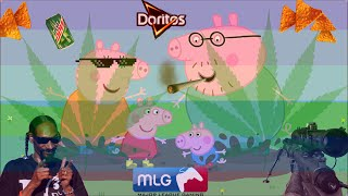 Peppa Pig learns how 3 jumping quickscope MLG