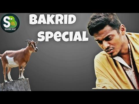 Hyderabadi  Bakri Eid Special    In Search Of Getting A Bakra  By SHAKEEL BHAI