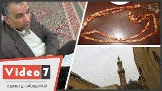حقائق جديدة عن السيدة نفيسة يكشفها إمام مسجدها