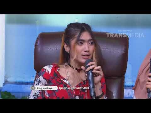 PAGI PAGI PASTI HAPPY -  Nikahi Brondong Tua, Revi Mariska Depresi?  (20318) Part 2