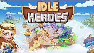Idle heroes Fr #39 Focus l'île sur ciel