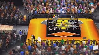 TMNXT Season 2 Episode 10 WWE2K14