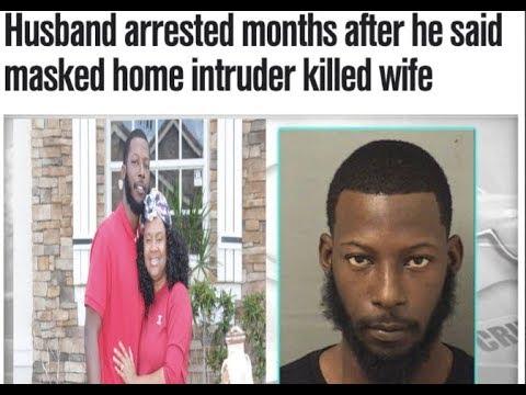 Xxx Mp4 FL Husband Arrested Months After He Said Masked Home Intruder K Lled His Wife Makeva Jenkins 3gp Sex
