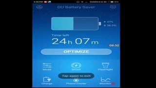 Top  Battery Saving  Tips & Tricks  Android & ios  - DU Battery Saver