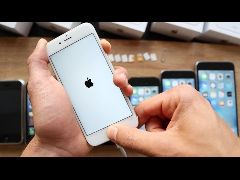 Como Desbloquear un iPhone Contraseña & Liberar Red de iPhone 6S 6 5s 5 4 2016