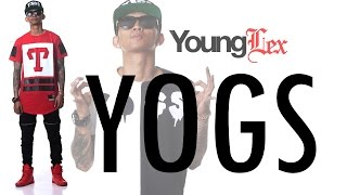 Young Lex - YOGS ( Official Video Lyric )