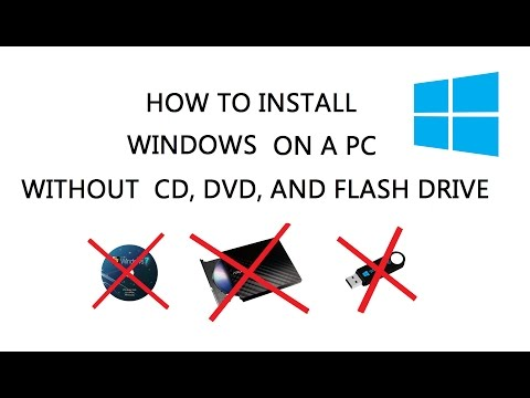 Xxx Mp4 How To Install Windows Without CD DVD Or USB Flash Drive Step By Step Instructions 3gp Sex