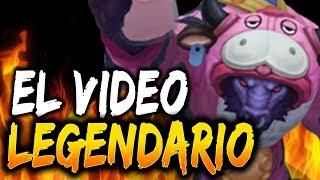 ALISTAR TOP vs RIVEN COSPLAY 2 0! EL VIDEO LEGENDARIO! gameplay   lol   eldelabarrapan