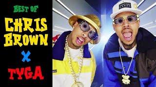 Best of Chris Brown & Tyga | R&B Hip Hop Rap Songs |Urban Club Mix | DJ Noize Mixtape