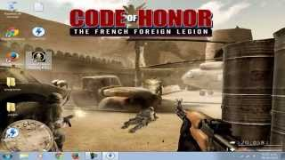 Descargar e Instalar Code of Honor: The French Foreign Legion Full ISO en español