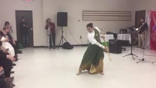 Me paro en la brecha- Nancy Amancio (Danza en HOUSTON) Conferencia cumplimiento profético.