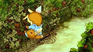 The Tale of Peter Rabbit and Benjamin Bunny film 1/2