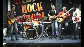 Everybody's party - Petar Rakic,Goran Vucetic,Misko,Miljan,Miske (MRS Jam session)