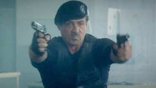 """The Expendables 2 """"Big Guns"""" Trailer Official 2012 [1080 HD] - Sylvester Stallone"""