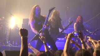 Insomnium - Out to the Sea (live in Minsk - 06.11.15)