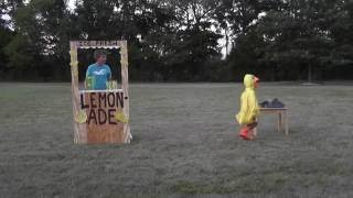 The Duck Song - Live Action! (Filmed in 2012, Posted in 2016)