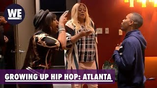 Jhonni Blaze Blows Up | Growing Up Hip Hop: Atlanta | WE tv