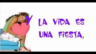 Floricienta ~ Corazones al viento + Letra
