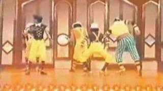 the jackson 5 dancing machine