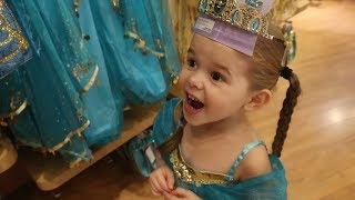 THE ONLY PRINCESS DRESS SHE DOESN