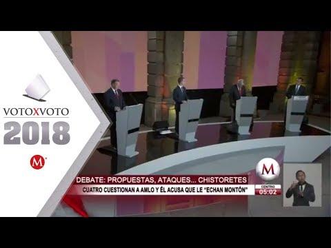 Xxx Mp4 Debate Presidencial Propuestas Ataques Chistoretes 3gp Sex