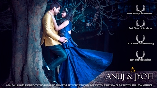 ANUJ & JYOTI | Pre wedding | | Sunny dhiman photography | India