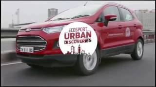 EcoSport Urban Discoveries India