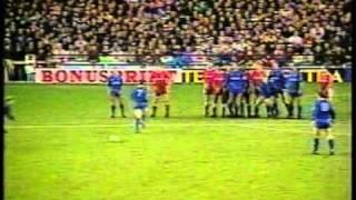 English Div1 1990 1991 Summary