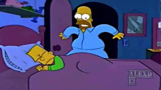 The Simpsons-Chucky esta en casa