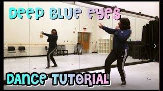 Girls Next Door (옆집소녀) - Deep Blue Eyes [Idol Drama Operation Team] - DANCE TUTORIAL