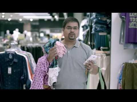 Cricbuzz TV Advertisement - Cricket Ka Keeda - Shopping Mall - Wide - Hit Wicket