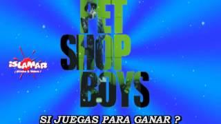 Domino dancing - Pet Shp Boys - subtitulado en español