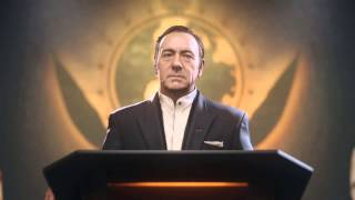 Kevin Spacey Declares War On Everyone