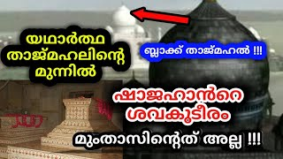 ബ്ലാക്ക് താജ്മഹൽ | Black Tajmahal | Churulazhiyatha Rahasyangal | MTVlog Malayalam