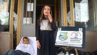 """495. Olta Pllana, Voto poezin për Dhëmbët, SH.F. """"Bahri Kuçi"""", Shtruerë - Vushtrri"""