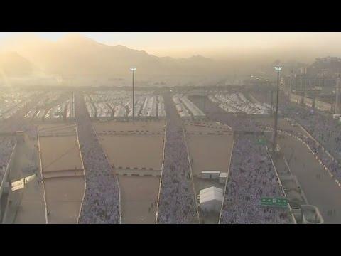 Hajj stampede: Saudi king orders review