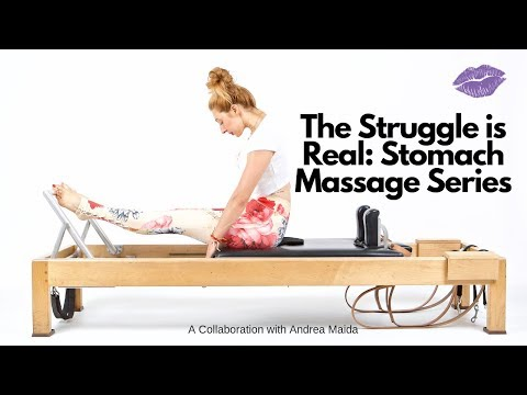Xxx Mp4 How To Do Stomach Massage On The Reformer Online Pilates Classes 3gp Sex