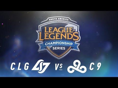 Xxx Mp4 CLG Vs C9 Week 7 Day 1 NA LCS Spring Split Counter Logic Gaming Vs Cloud9 2018 3gp Sex