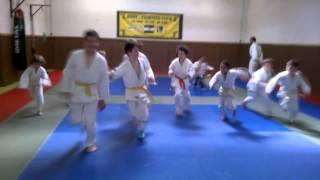 Mam Judo stage primtemps 2014