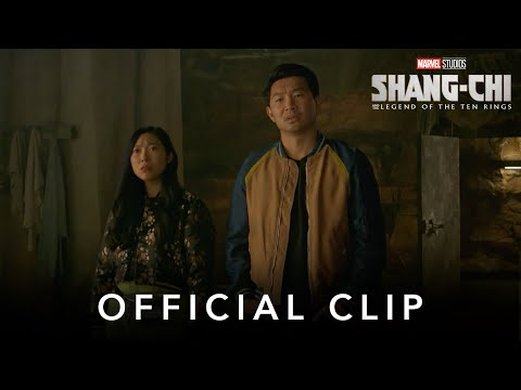 """""""Jester"""" Official Clip Marvel Studios' Shang Chi and The Legend of The Ten Rings"""