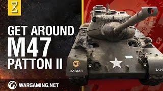 Inside the Chieftain's Hatch: M47 Patton II Part 1