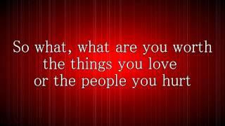 Shinedown - Diamond Eyes (With Lyrics)